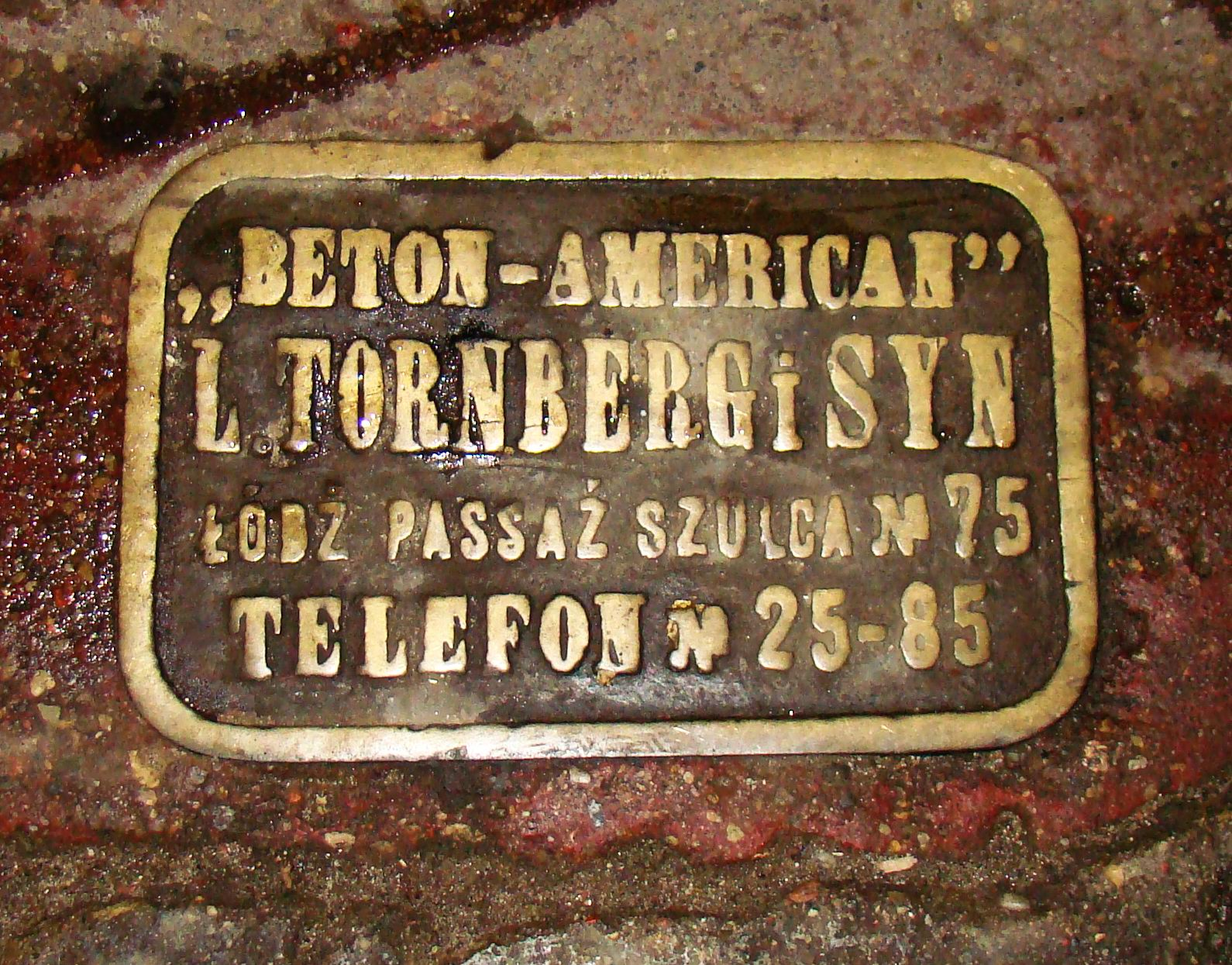 betonamerican